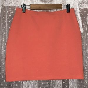 Salmon Bodycon 421 Skirt
